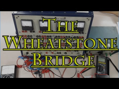 wheatstone bridge lab report