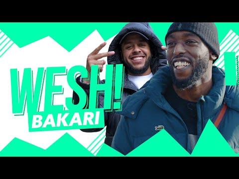 Youtube: WESH: Bakari, le talent à l'état pur!