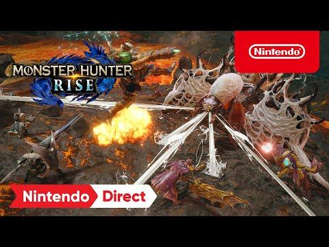 MONSTER HUNTER RISE – Nintendo Direct 2.17.21 – Nintendo Switch