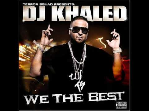 DJ Kahled - I'm So Hood (featuring T-Pain, Rick Ross, Plies, Trick Daddy)
