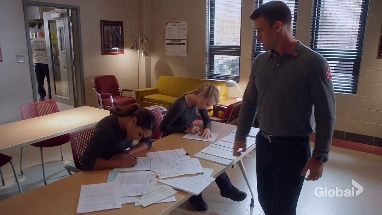 Download Chicago fire season 6 episode 3 - Brett, Gabby and Matt