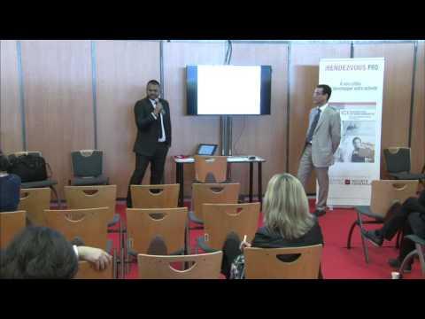 Conférence Salon Eureka : Société Générale