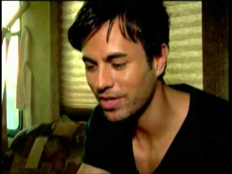 Enrique Iglesias - Can You Hear Me Interview (Exclusive)
