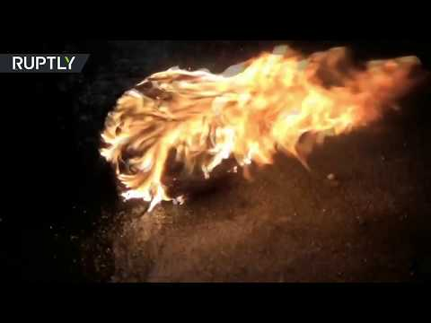 Indonesian Fireball: Tradition of literally playing with fire