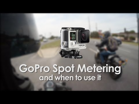 GoPro Spot Metering: What it is and when to use it