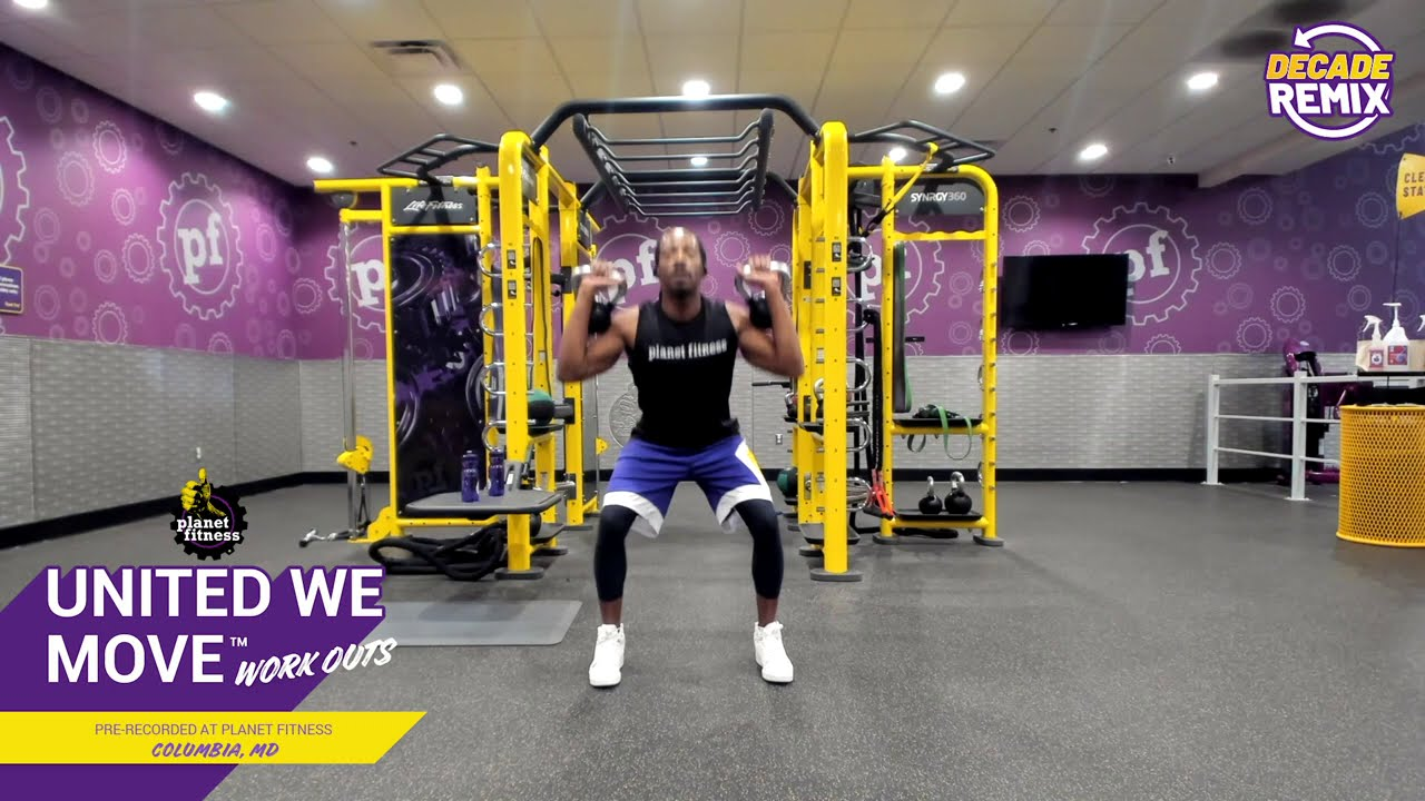 This Workout With Q Is A 2010s Hiit Youtube