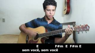 Aula De Violão: Amor Perfeito - Roberto Carlos (Como Tocar)