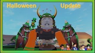 [Roblox] Lumber Tycoon 2: Halloween Update