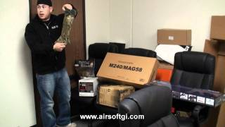 Airsoft GI - Practical Joke on Bob - Season To Remember Promo for Retail Store
