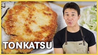 Vad är Tonkatsu?