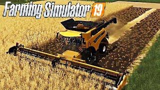 #26 - CON ROBYMEL81 LAVORIAMO COME TERZISTI - FARMING SIMULATOR 19 ITA RUSTIC ACRES