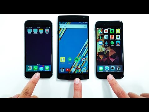 OnePlus 2 Fingerprint Sensor: Better than Touch ID?