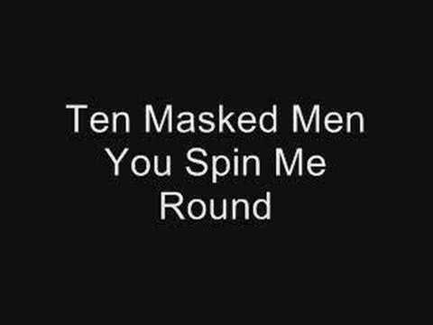 Ten Masked Men Return Of The Ten Masked Men 89