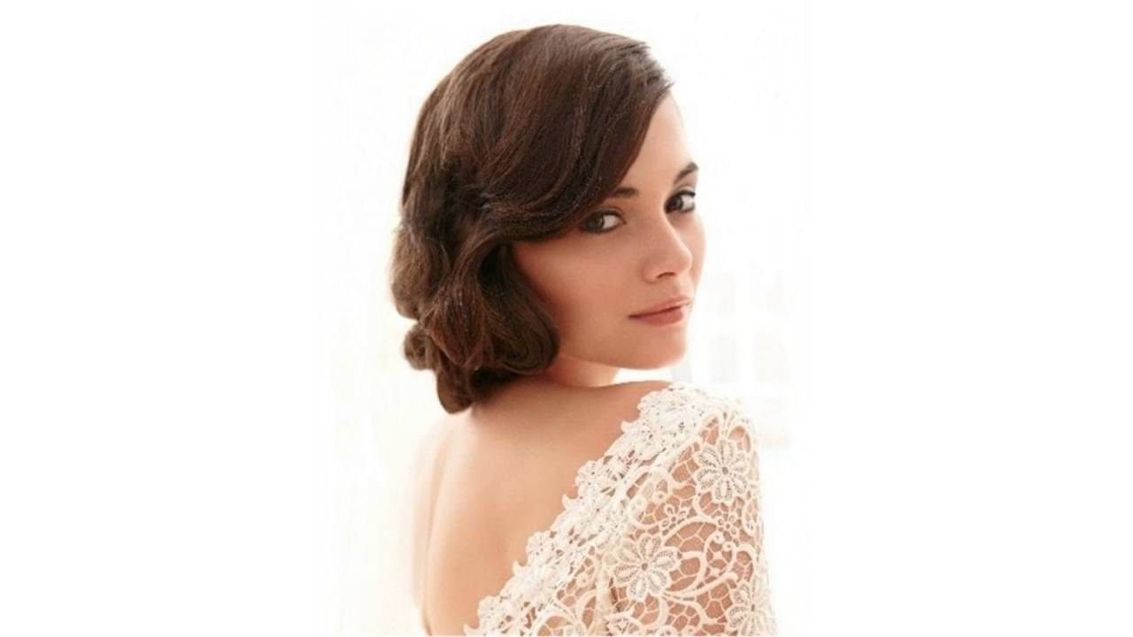 vintage wedding hairstyles - YouTube