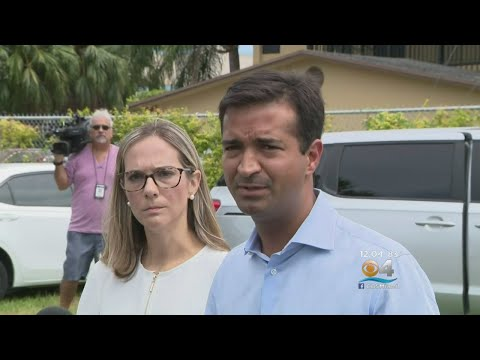 Florida Lawmakers Tour 'Tender Age' Shelter For Immigrant Children In Cutler Bay