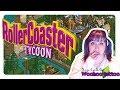 Rollercoaster Tycoon - OLD SCHOOL PC GAMES | TheGirlwiththeWoohooTattoo