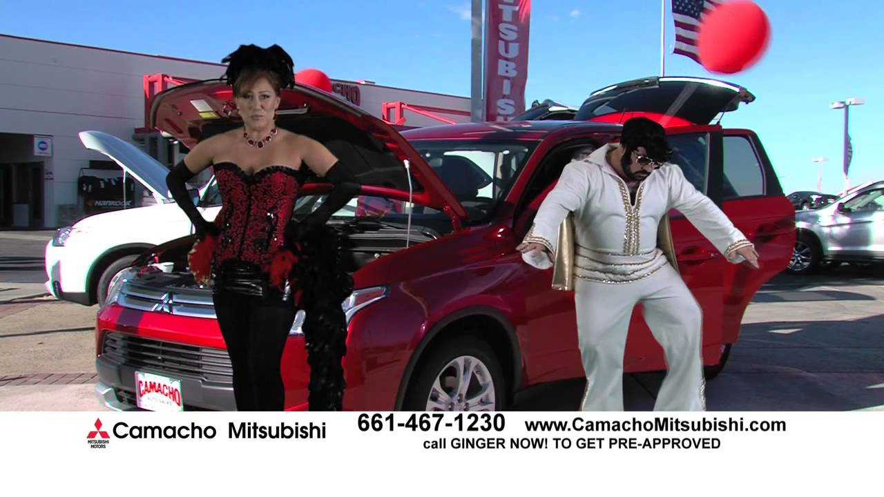 Camacho Auto Sales >> Camacho Mitsubishi Commercials Palmdale Ca