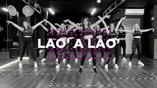 LAO' A LAO' - Prince Royce I Dance Workout Coreo Oficial I DNZ Studio I #laoalao #princeroyce