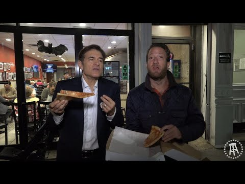 Barstool Pizza Review - Francesco's Pizzeria With Special Guest Dr. Oz