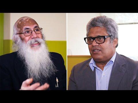 Interview with economist Arun Kumar on black money #demonetisation