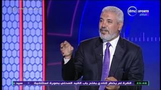 الحريف - إشادة ك/ جمال عبد الحميد بالحارس الناشئ