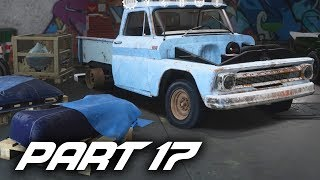 Need for Speed Payback Gameplay Walkthrough Part 17 - CHEVY C10 PICKUP DERELICT (Part Guide)