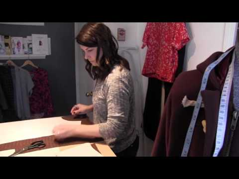 Self-taught seamstress says anyone can make their own clothes