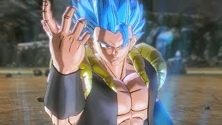 Dragon Ball Xenoverse 2 - Gogeta Blue & Full Power Broly Extra Pack 4 Launch Trailer (HD)