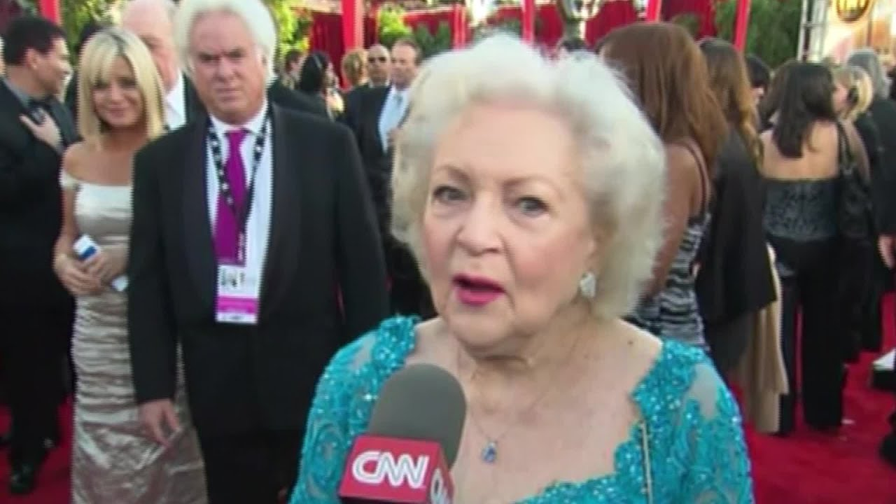 Betty White celebrates 98th birthday