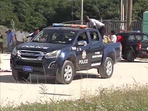 An Elderly Stevedore Is Killed In Traffic Mishap Near Port