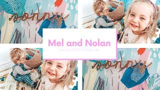 Sonny's Room - Clean up // Mel and Nolan