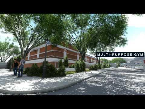 Architectural Thesis: Negros Occidental Drug Rehabilitation Center