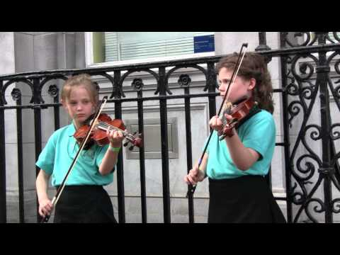 CAVAN FLEADH 2012  Young and talented fiddlers.