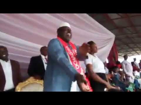 Gov. Okorocha Dances To Shame The Enemies