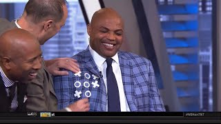 [Ep. 06/15-16] Inside The NBA (on TNT) Halftime Report – Lakers vs. Warriors Highlights – 11-24-15