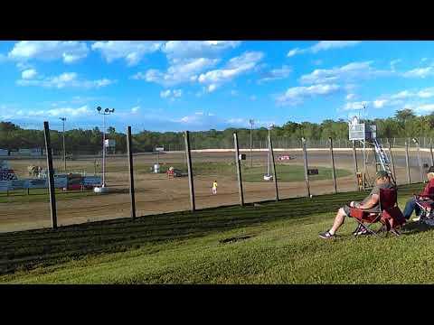 Eagle Valley Speedway 2017 Heat Winner #13 Nick Koehler