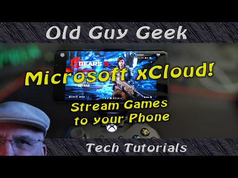 Xbox XCloud - Setup Your Android Phone To Stream Xbox Games