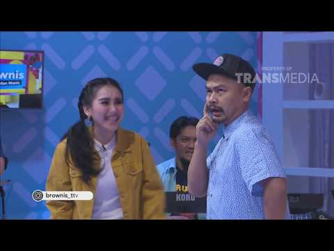 BROWNIS - Syahrul Gunawan Presenter Sukses, Akting Oke ! Ini Kata Ruben (24/5/18) Part 1