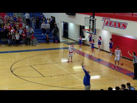 Danville at Mercer County - Boys HS Basketball Presented by Mingua Beef Jerky