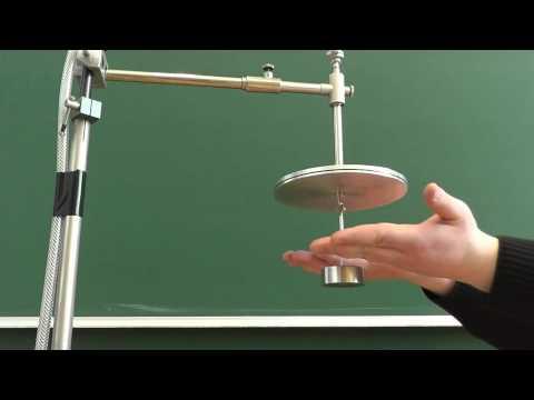 Zauberhafte Physik: Bernoulli Effekt