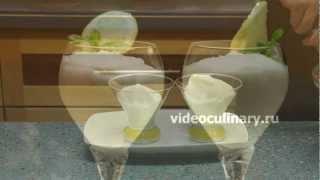 Лимонный мусс - Рецепт Бабушки Эммы