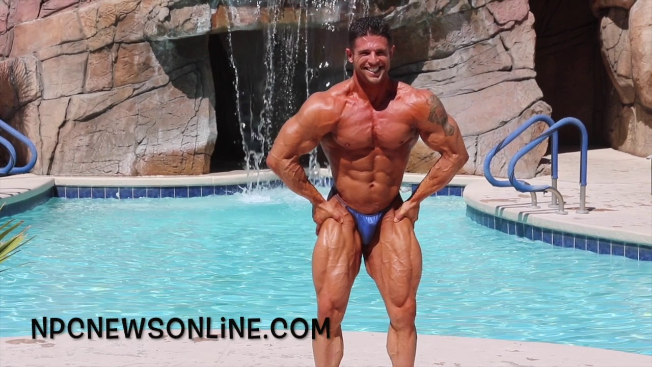 Jim Manion Bodybuilding