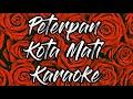 Gambar cover Peterpan - Kota Mati Karaoke