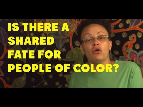 "There is No ""Shared Fate"" Between African Americans and Other Groups 3/20"