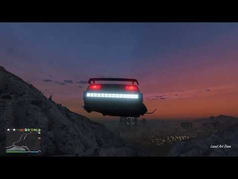 GTA 5 Online Imponte Deluxo Customization & Gameplay (Flying Car)