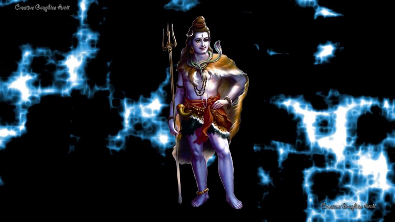 Lord Shiva Graphic Images: Lord Shiva Graphics Background VFX