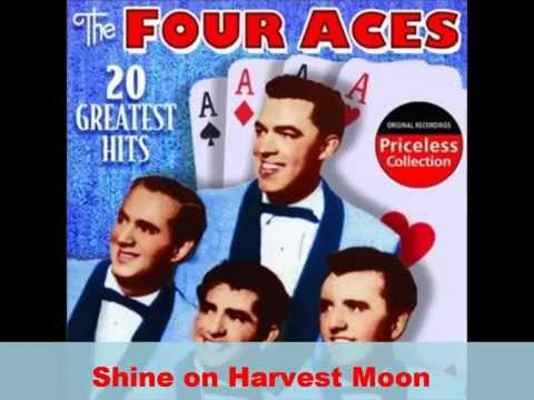 THE 4 ACES- 30 GOLDEN HITS- ORIGINAL VERSIONS