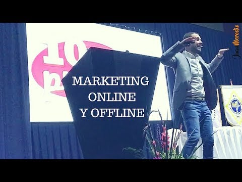 Integrando MARKETING ONLINE Y OFFLINE | Conferencia (Panamá)