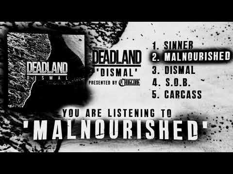 Deadland - Dismal EP [Full Stream] (2017) Chugcore Exclusive