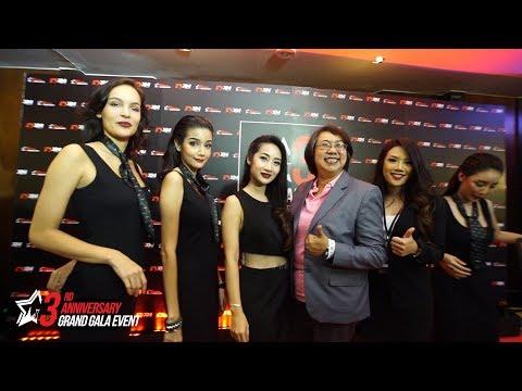 XM.COM - 2017 - Gala Dinner 3 Years Anniversary - Winners Interviews - Bangkok - Thailand